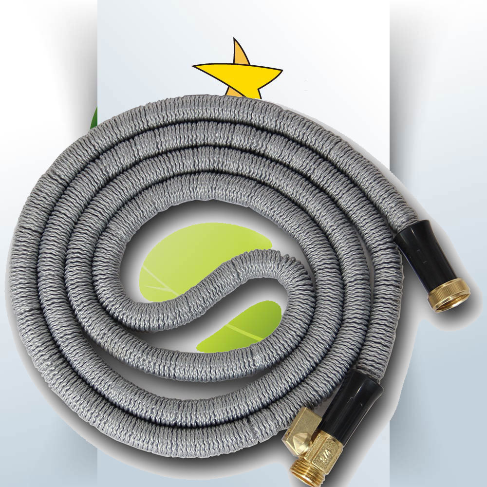Water Hose Expandable Hose with 9-Settings Hose Nozzle