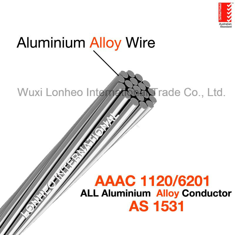 China Aaac All Aluminum Alloy Conductor Aaac Conductor