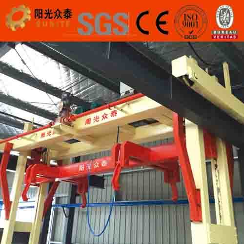 Sand and Fly Ash AAC Block Brick Making Machine Price Sunite Bland