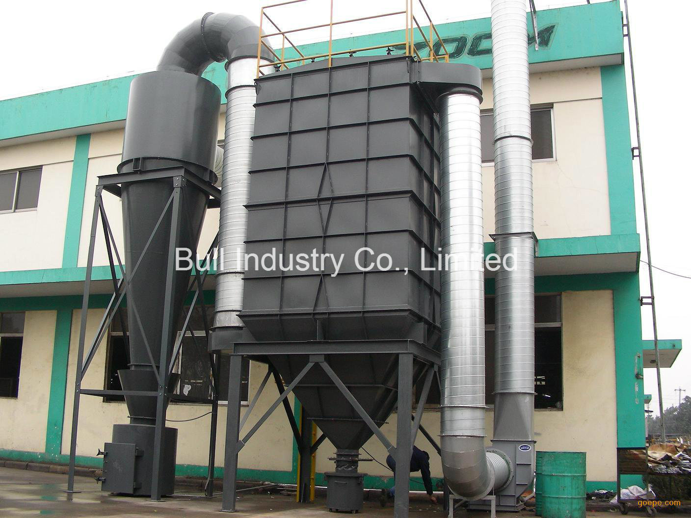 Petroleum Coke Making Machine for Turn-Key Production Project