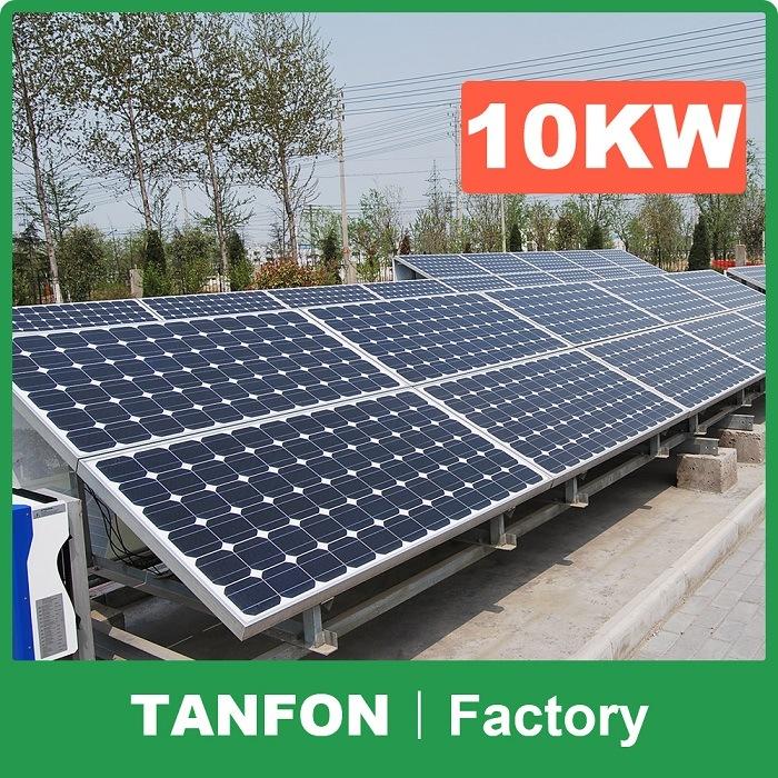 China New Design 3kw 4kw 6kw 8kw 10kw Off Grid Solar
