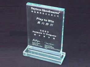 Goldensign Transparent CNC Engraving/Laser Engraving Acrylic Sheets / PMMA