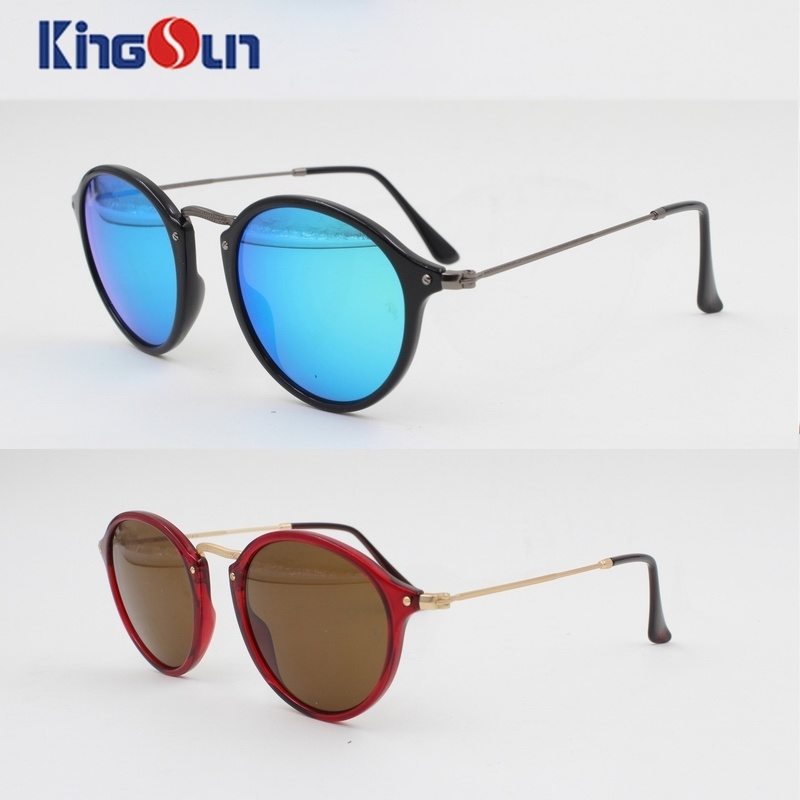 Famous Brand High Level Thin Acetate Sunglasses (KS1047)