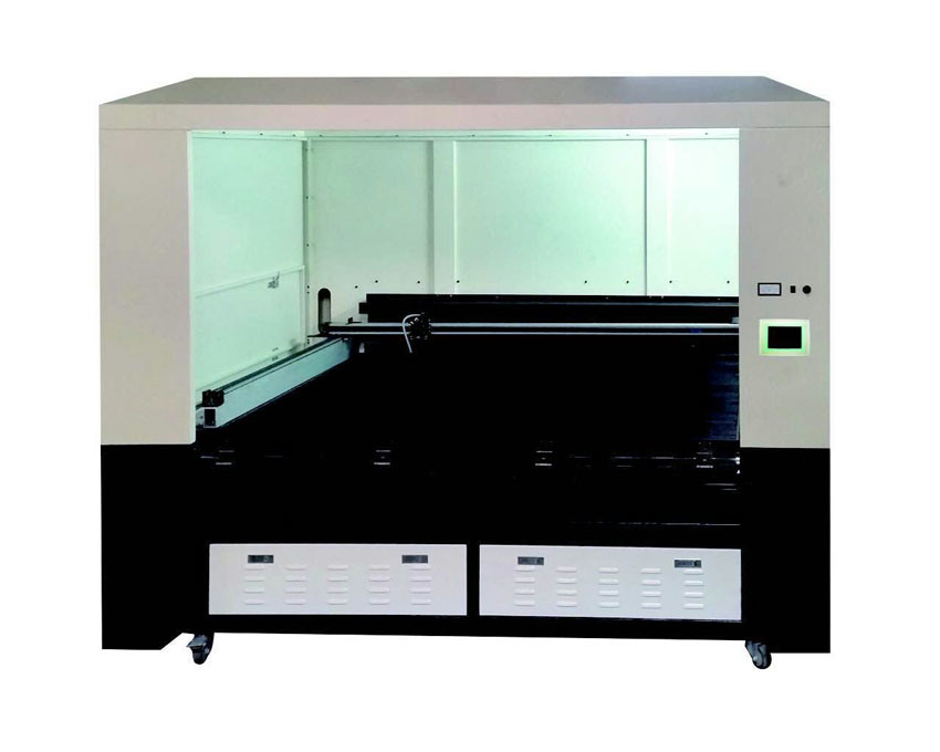 Laser Cutting and Engrave Machine with Big Camera, CCD Machine