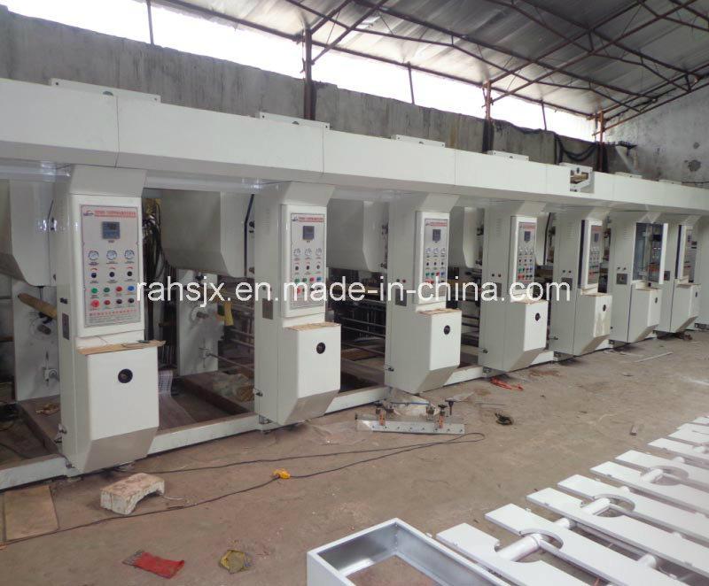 Middle Speed Rotogravure Printing Machine