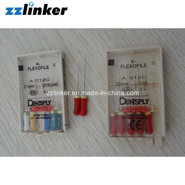 Dentsply Maillefer A012c 6PCS/Box Endo Files K-Flexofile
