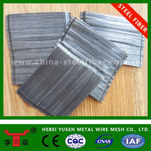 Glued Steel Fiber Manufacturer