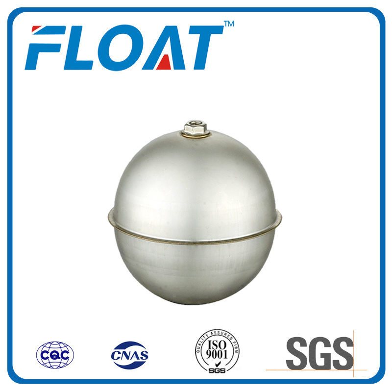 304 Stainless Steel Ball Thread Floating Ball for Controlled Valves