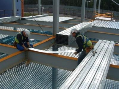 China Galvanized Steel Floor Decking Sheet Galvanized