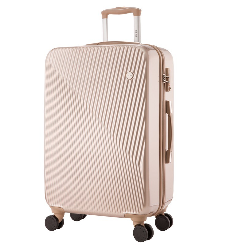 Hot Sale PC Travel Trolley Luggage Suitcase