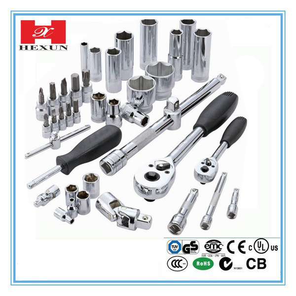 China 78PCS New Socket Wrench