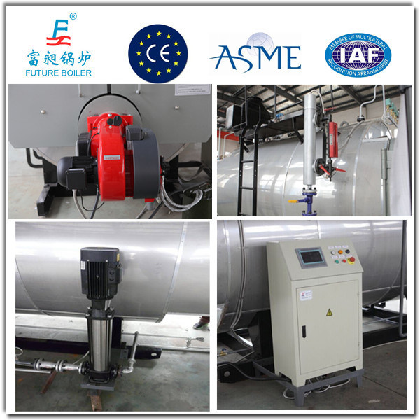 Hot Selling Large Capacity High Quality Oil (Gas) Fired Steam Boiler