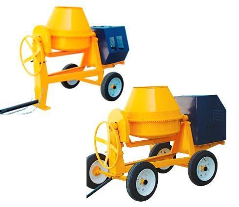 Concrete Mixer (120L/160L/260L / 350L / 560L)