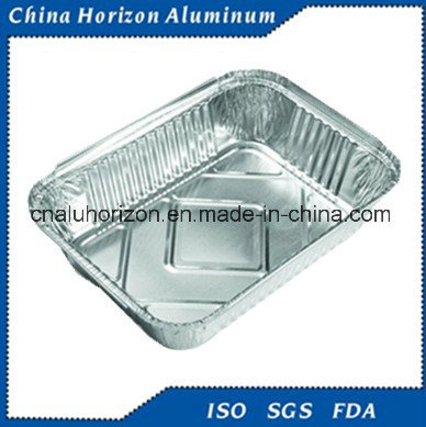 Take a Portable Aluminum Foil Container