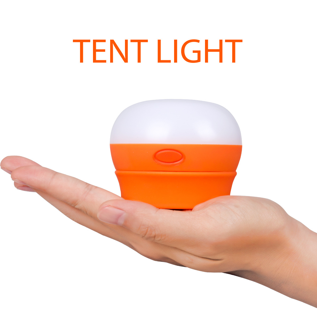 Camping Lamp, Compact Size, Light Weight&High Brightness