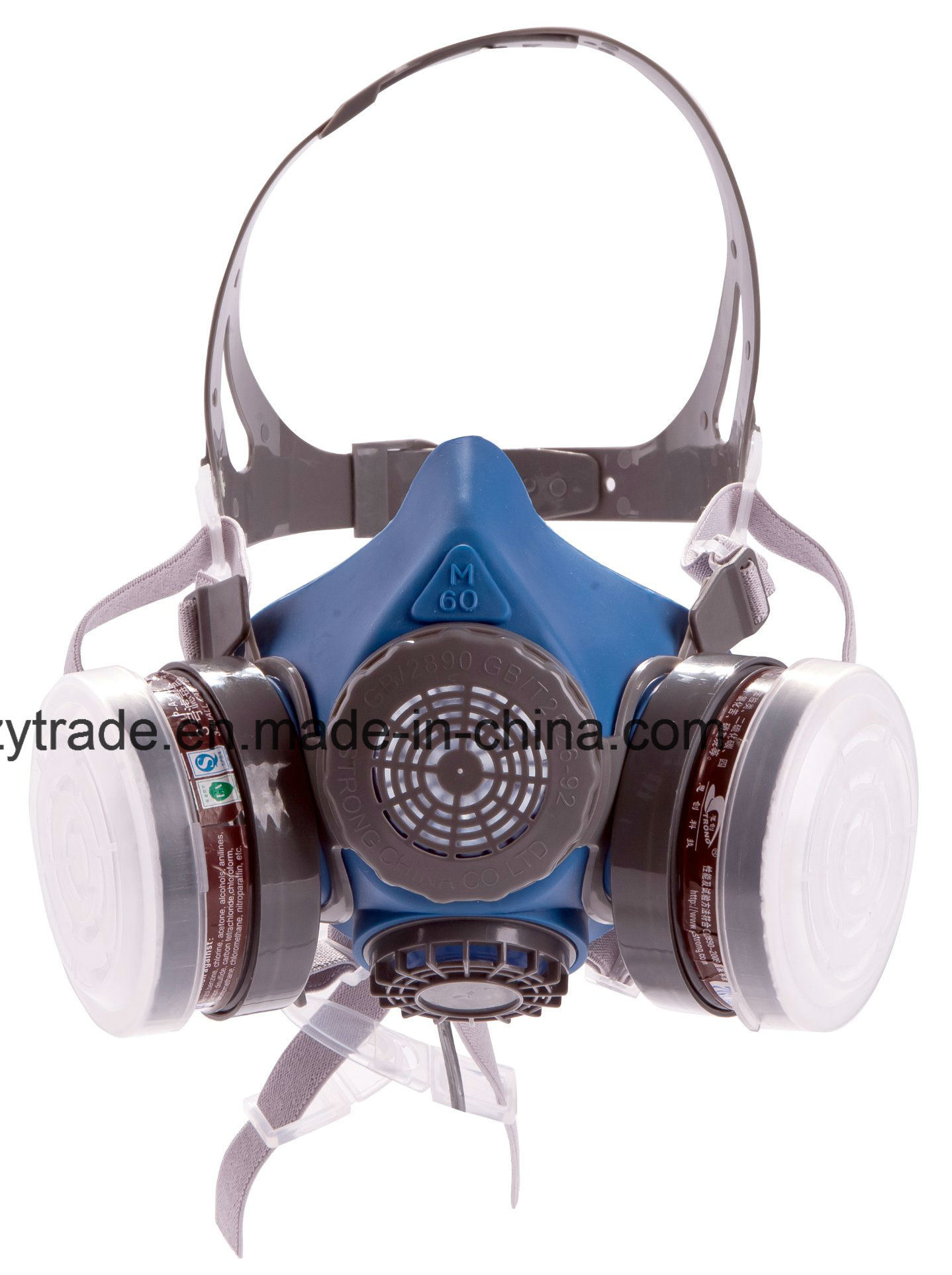 Half Face Safety Gas Mask