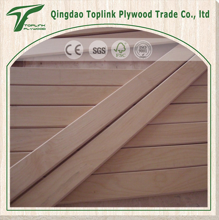 Poplar/Birch/Eucalyptus Curved/ Bent Wooden Bed Slat/ Furniture Slat