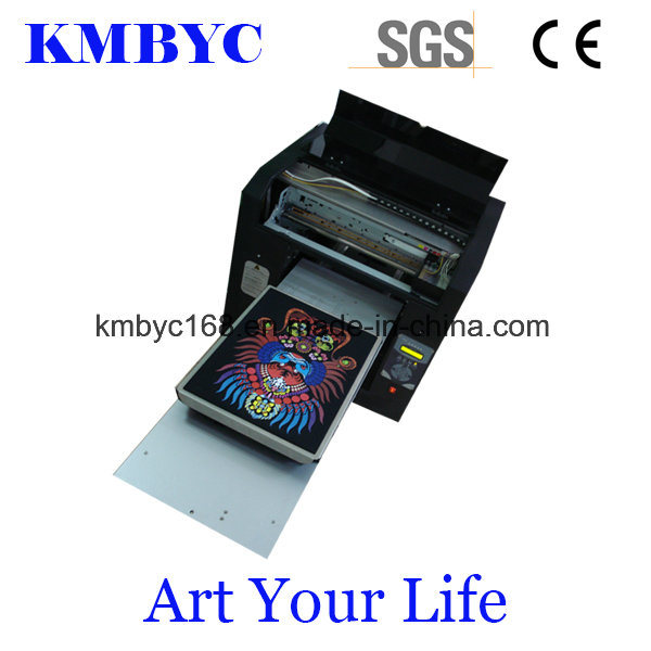 A3 Flatbed Digital T-Shirt Printer From China Direct Factory