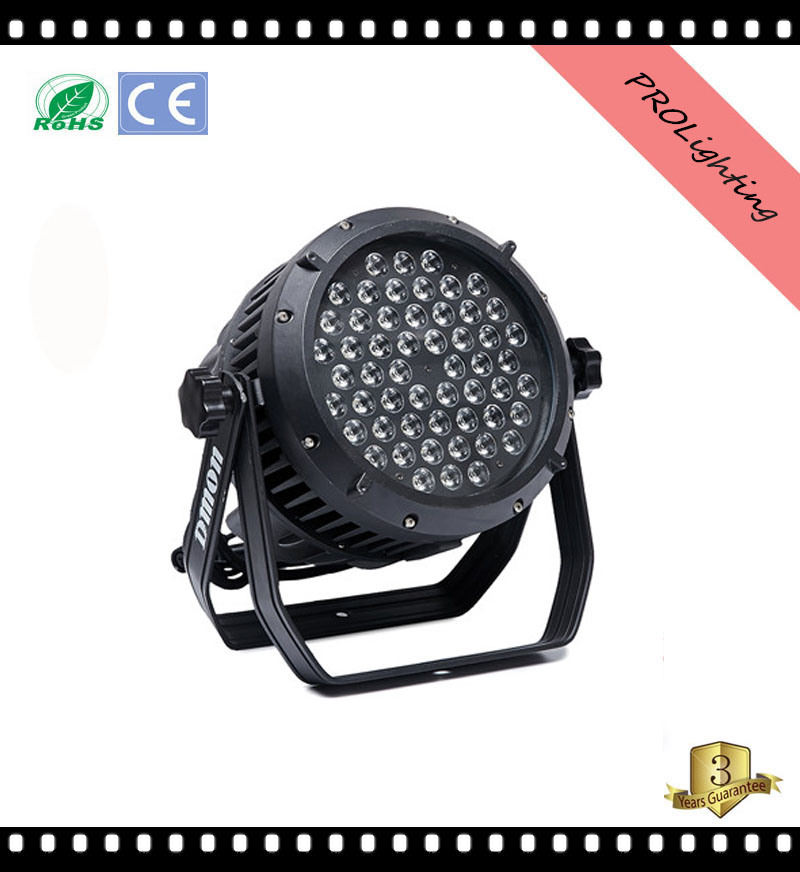 Waterproof 54PCS 3W LED PAR Light