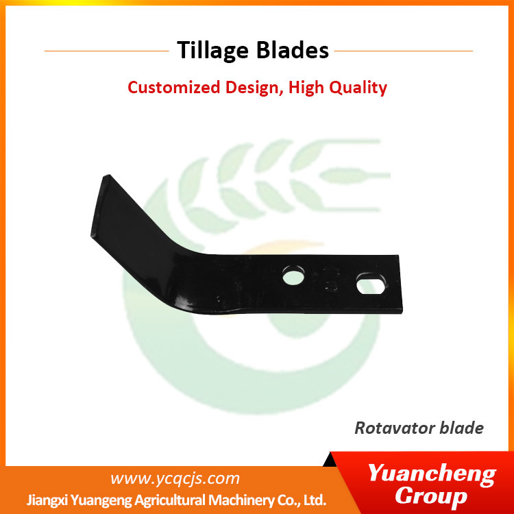 New Products Tractor Parts Italy Design Cultivator Blade