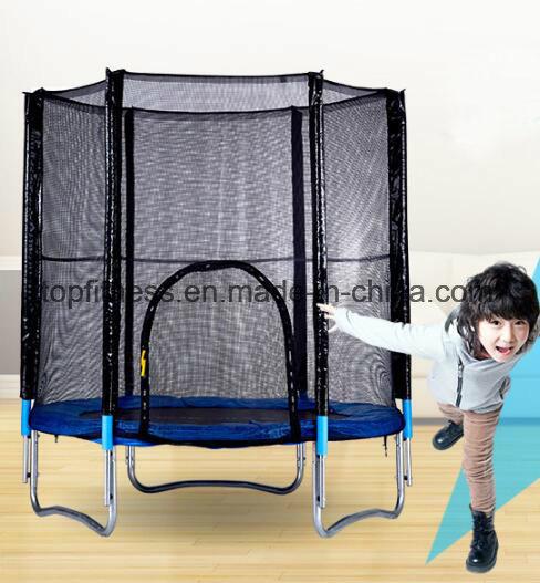 6FT Playard Large Round Kids Exercise Trampoline