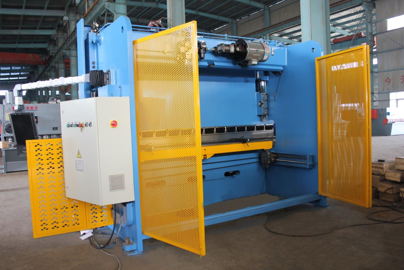 Hydraulic Press Brake for Bending Metal Steel Sheet