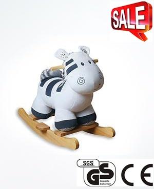 Baby Rocking Animals Kids Rocking Horse Rocking Chair Ca-Ra10