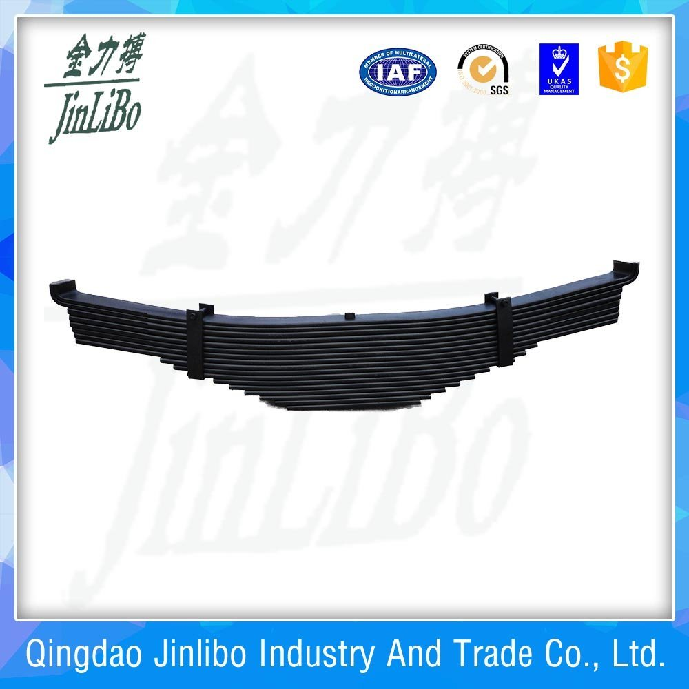 Trailer Suspension Part Leaf Spring From Chinese Factory