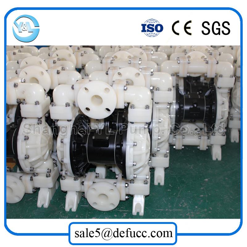 High Pressure Air Pneumatic Plastic Diaphragm Pump