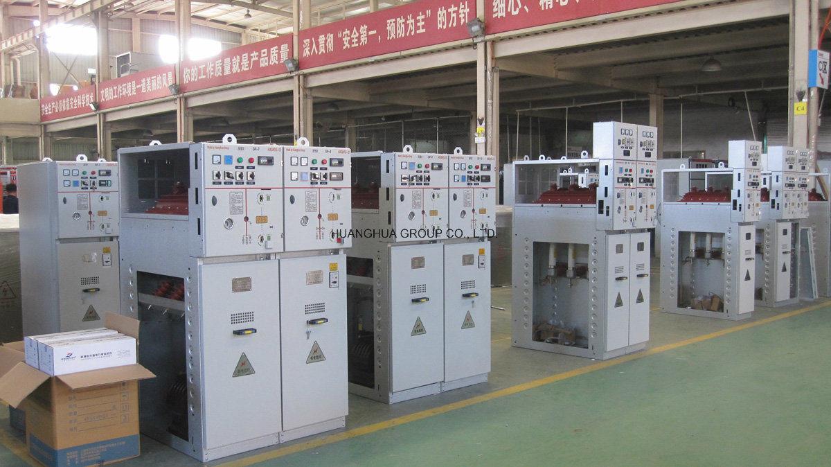 Gas Insulation Switchgear