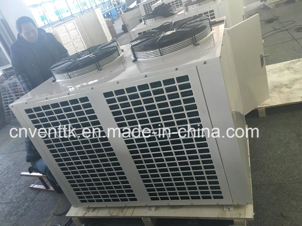 Box Type Copeland Compressor Condenser Units