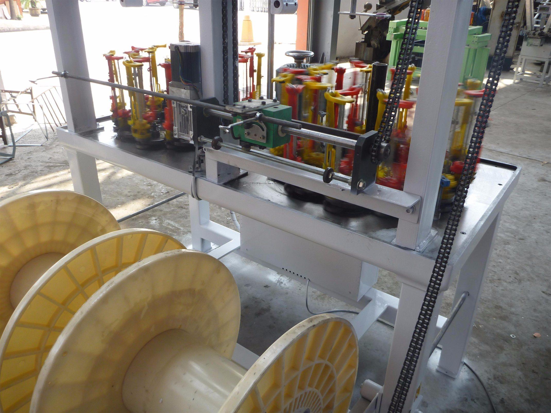 Braiding Machine High Speed