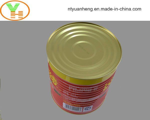 Canned Tomato Paste Canned Food Manufacturer Healthy
