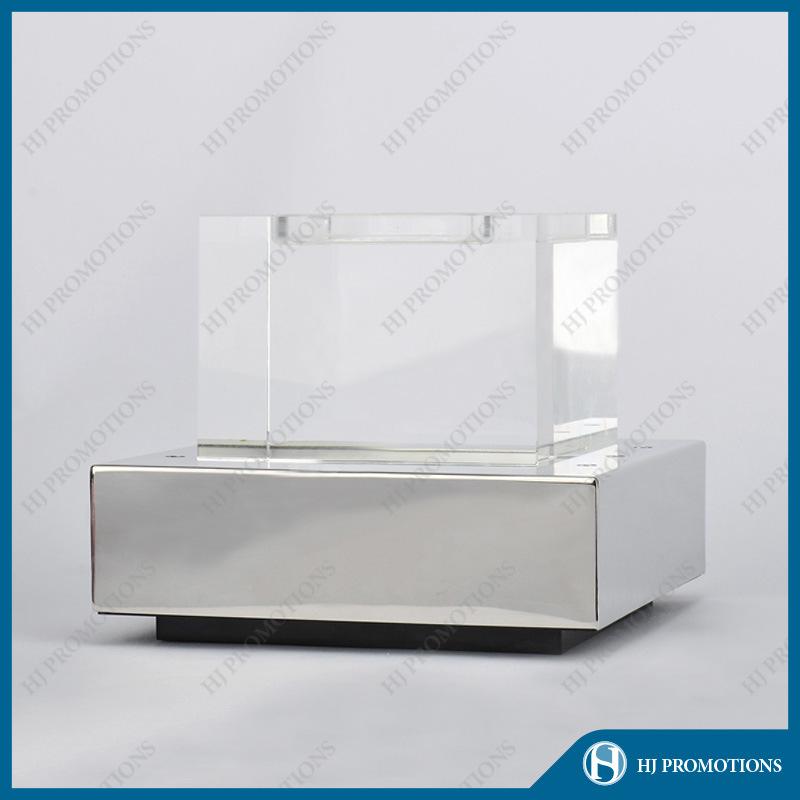 Customized LED Liquor Bottle Display Base (HJ-DWL06)