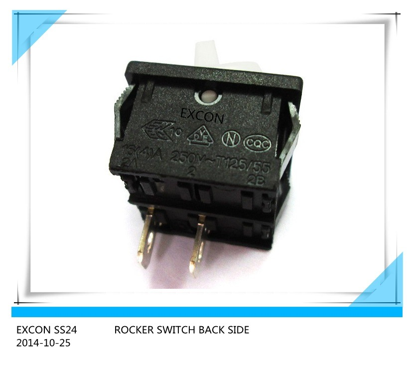 Ss24 Paddle Rocker Switch for Air Condition Controller