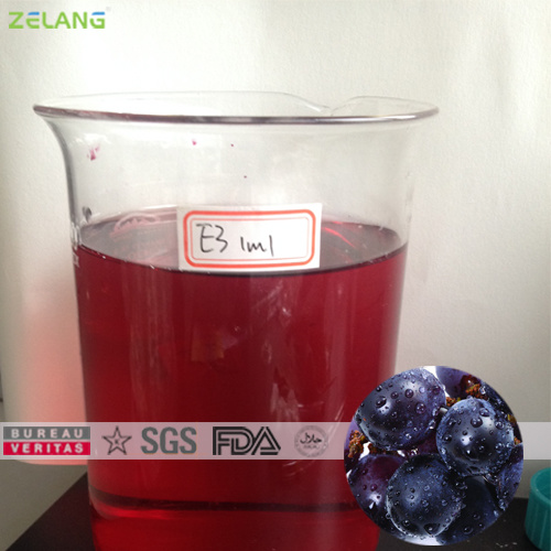 Grape Skin Extract Water Soluble E3 Liquid Form Grape Skin Red