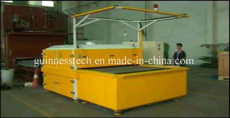 Fortune Automatic Door Edging Fabric Production Line