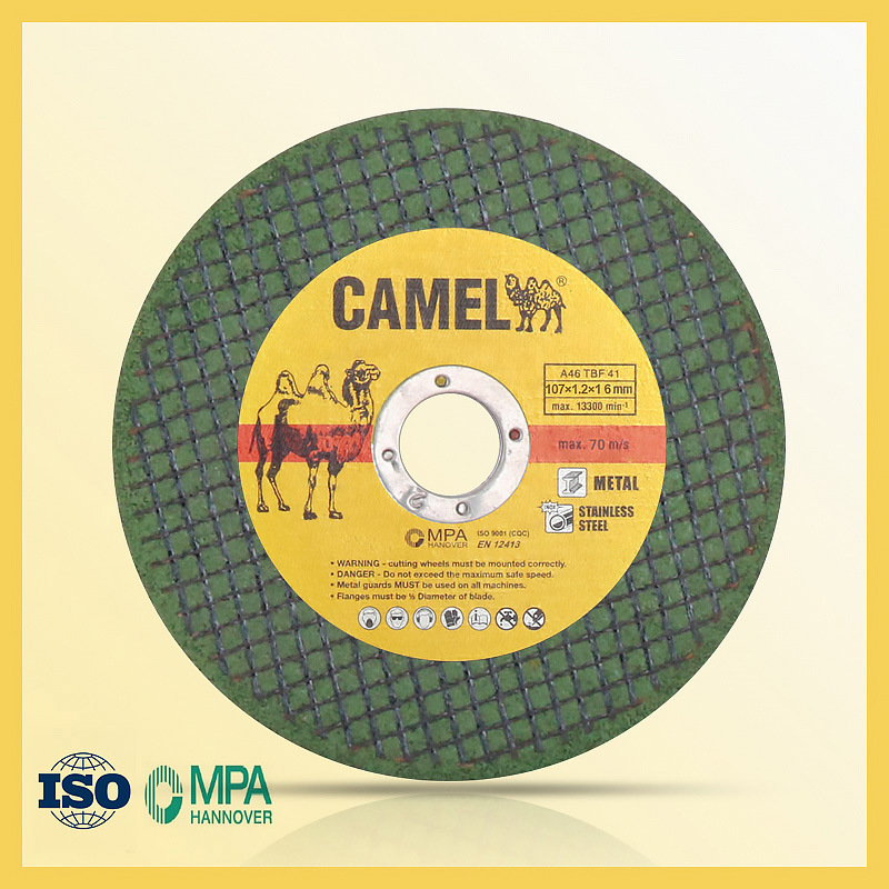 Green Color Abrasive Wheel with 4 Inch