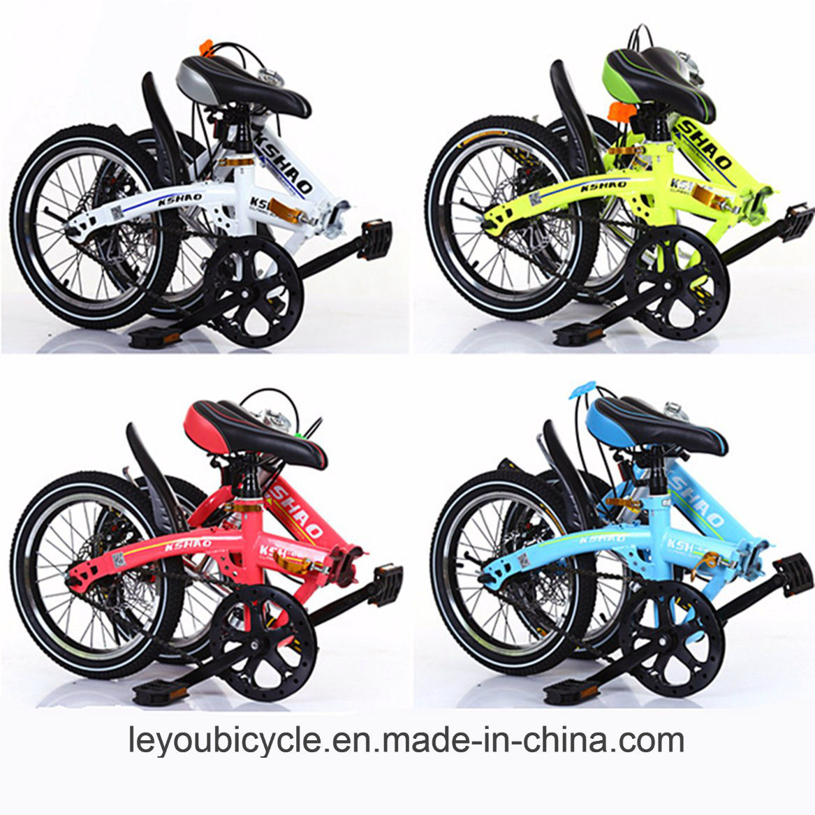 Top Quality Mini Pocket Folding Bike (ly-a-60)