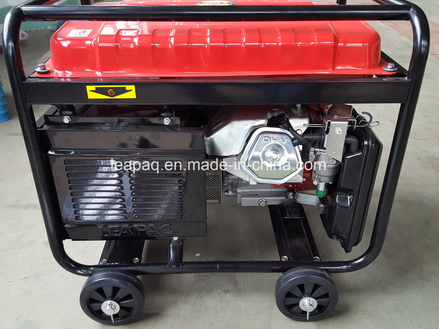 5.0 Kw Electric Start Portable Gasoline Generator