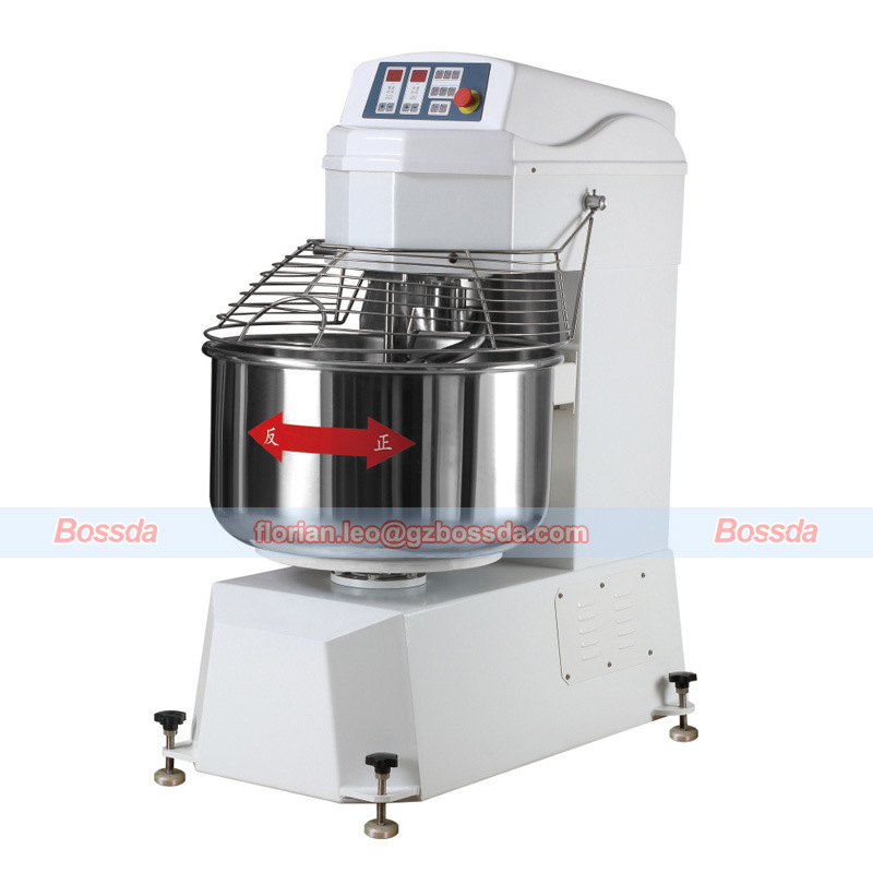 Baking Machine Equipment Electric Spiral Mixer for Bakery