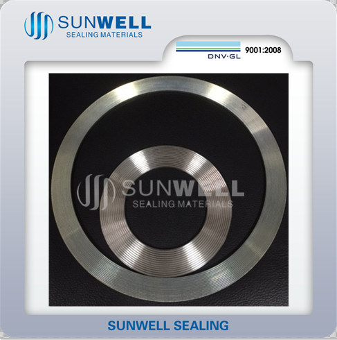 Stainless Steel Material Corrugated Gasket (SUNWELL CMG)
