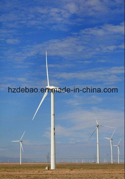 Wind Power Generator Steel Tower Pole