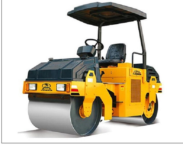 Good Price 3000kg Double Drum Vibratory Roller