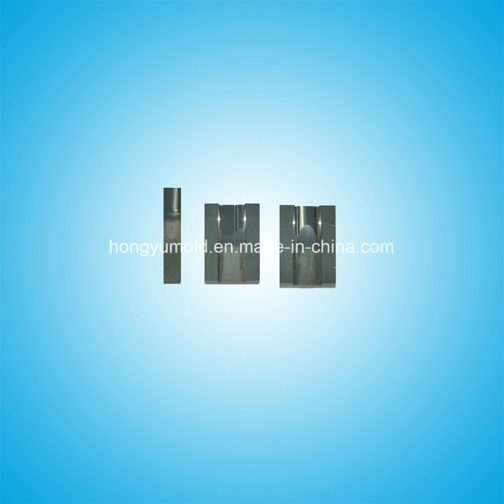 High Precision Profile Grinding Parts with Tungsten Carbide Mould Components (Ra0.03mm without Polish, grinding only)