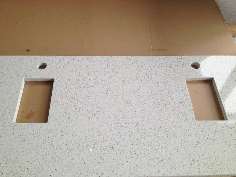Quartz Kitchen Countertop Cut to Size Price