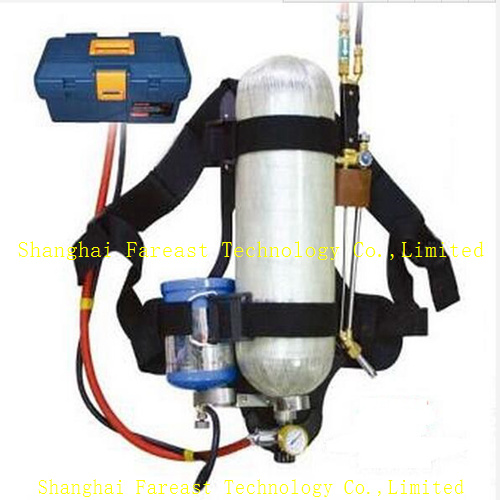 Handhold Oxy Gasoline Cutting Torch/Machine and Portable Shoulder Hang (back) Cutting Torch for Welding