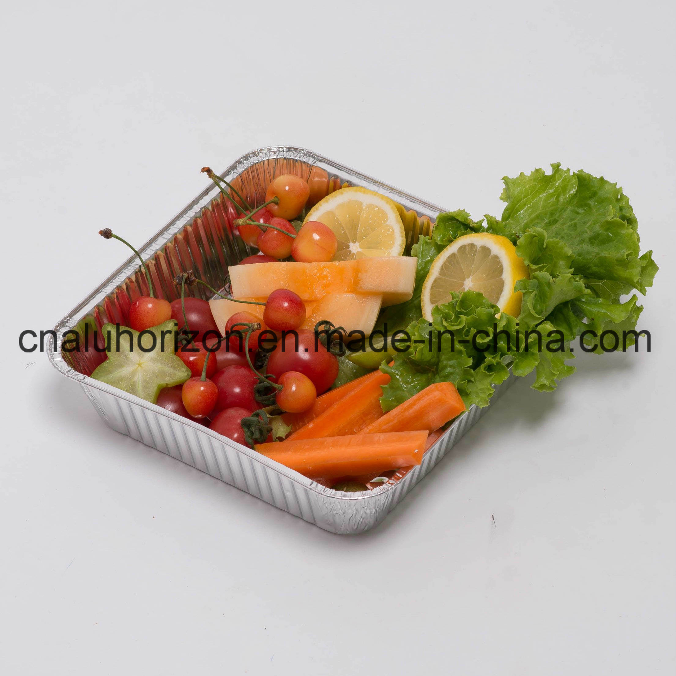 High Quality Household Aluminum Foil Container