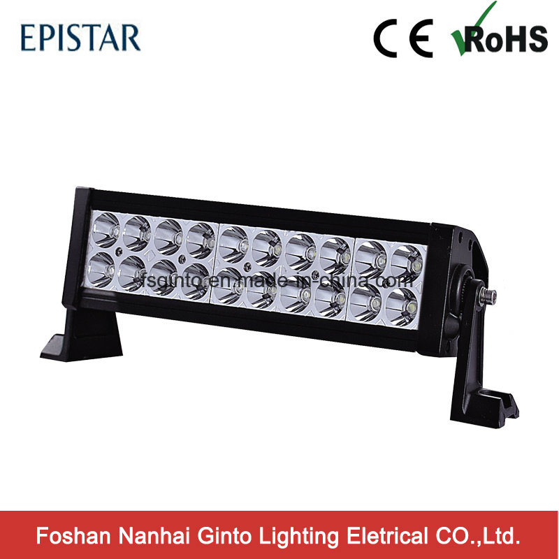 Popular Low Cost 60W 12inch Epistar LED Light Bar for ATV, SUV (GT3100-60W)