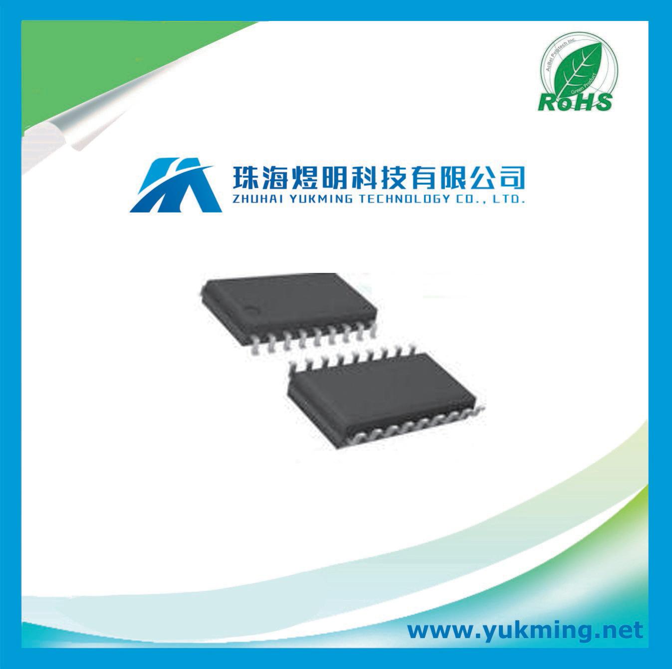 Octal High Voltage High Current Darlingtontransistor Array Electronic Components